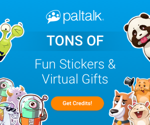 Paltalk House Ad Banner